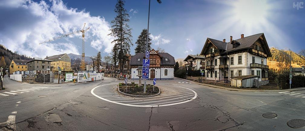 Polizei-Kreisverkehr-Cherli